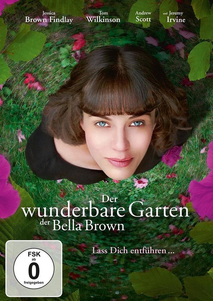 Der wunderbare Garten der Bella Brown/DVD als DVD