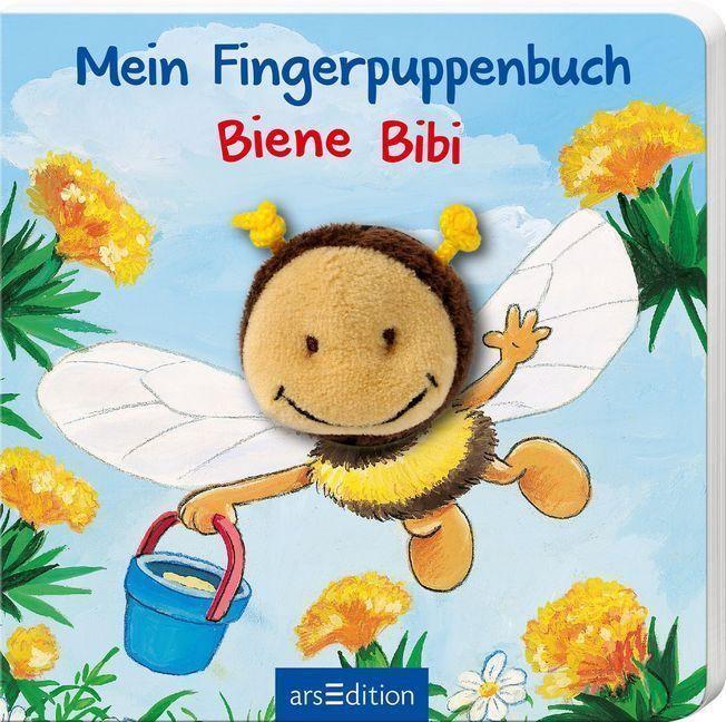 Mein Fingerpuppenbuch - Biene Bibi als Buch