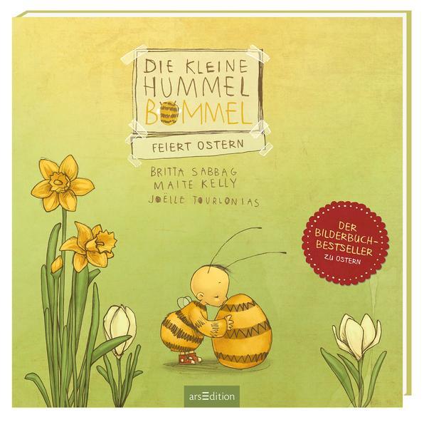 Die kleine Hummel Bommel feiert Ostern als Buch