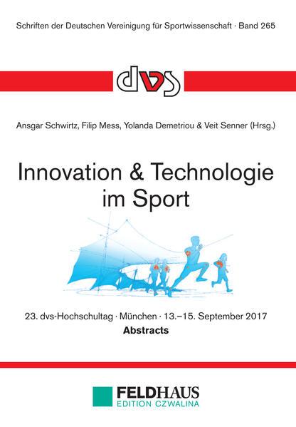 Innovation & Technologie im Sport als Buch von
