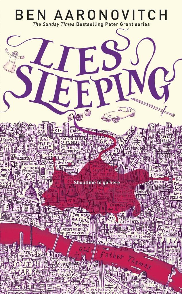 Lies Sleeping als Buch