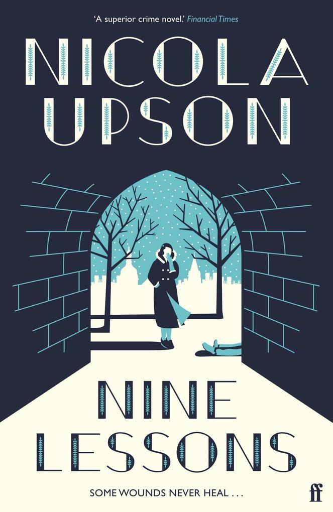 Nine Lessons als eBook Download von Nicola Upson