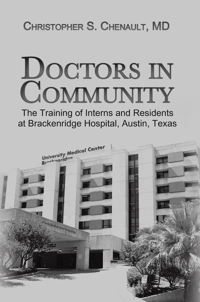 Doctors in Community als eBook Download von Chr...