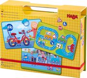 Magnetspiel-Box Straßenverkehr