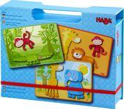 HABA - Magnetspiel-Box - Tier-Safari