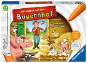 Rätselspaß auf dem Bauernhof tiptoi Spiele/Puzzles