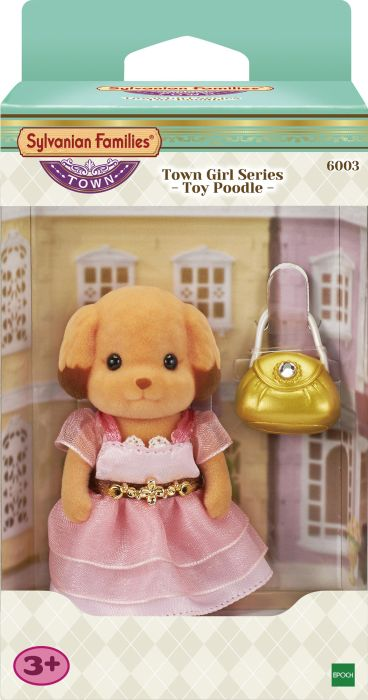 Sylvanian Families Town - Toy-Pudel: Laura Wuschl als sonstige Artikel