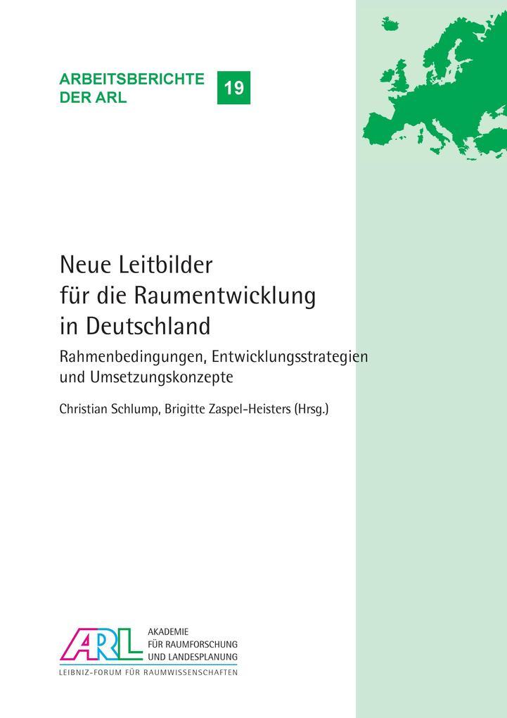 Neue Leitbilder für die Raumentwicklung in Deut...