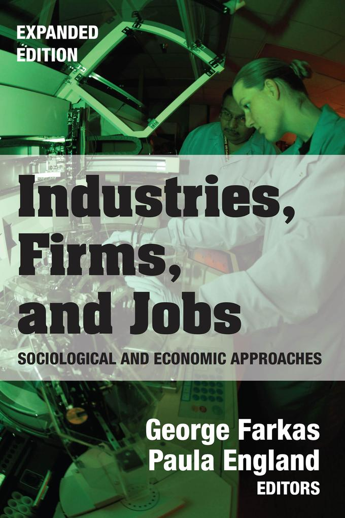 Industries, Firms, and Jobs als eBook Download von