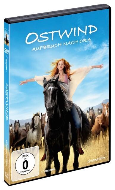 Ostwind 3 - Aufbruch nach Ora als DVD
