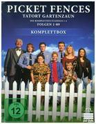 Picket Fences - Tatort Gartenzaun: Komplettbox