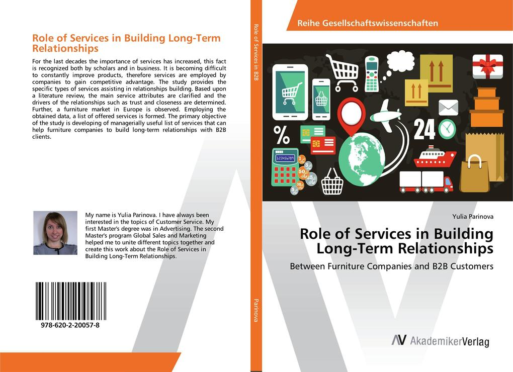 Role of Services in Building Long-Term Relation...
