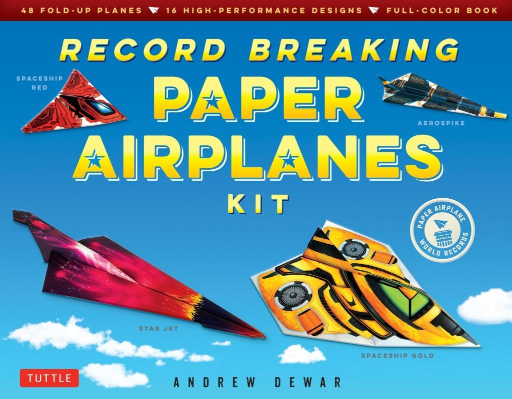 Record Breaking Paper Airplanes Ebook als eBook...