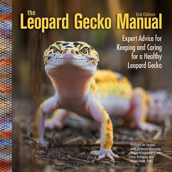The Leopard Gecko Manual als eBook Download von...