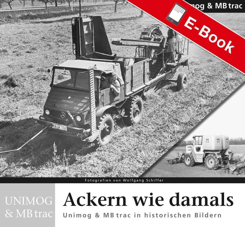 Ackern wie damals - Unimog als eBook Download v...