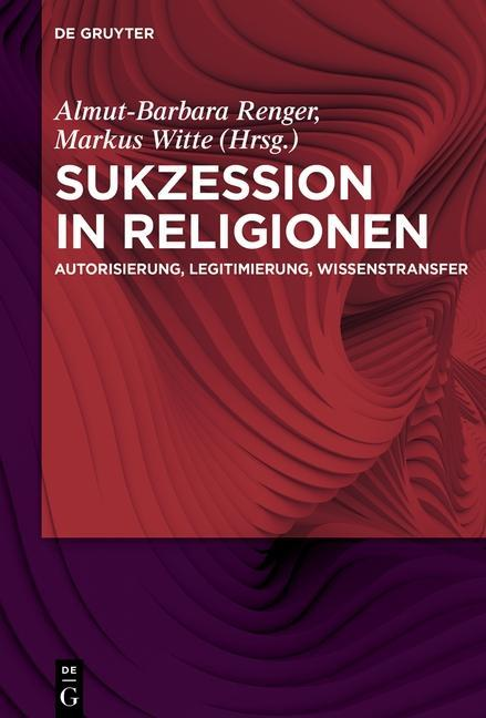 Sukzession in Religionen als eBook Download von