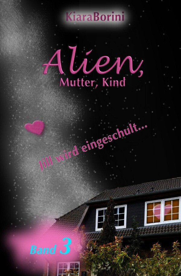 Alien, Mutter, Kind als Buch
