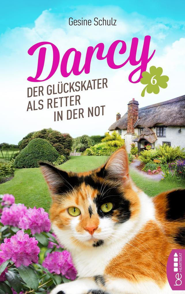 Darcy - Der Glückskater als Retter in der Not als eBook