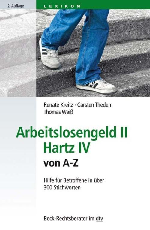 Arbeitslosengeld II Hartz IV von A-Z als eBook ...