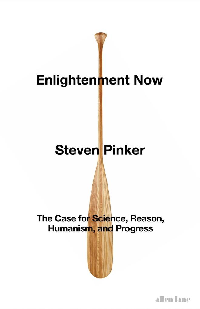 Enlightenment Now als Buch