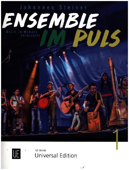 Ensemble im Puls als Buch von Johannes Steiner