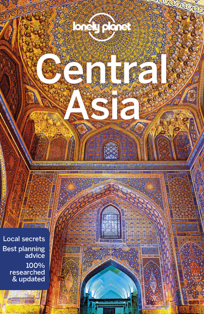 Central Asia als Buch von Lonely Planet