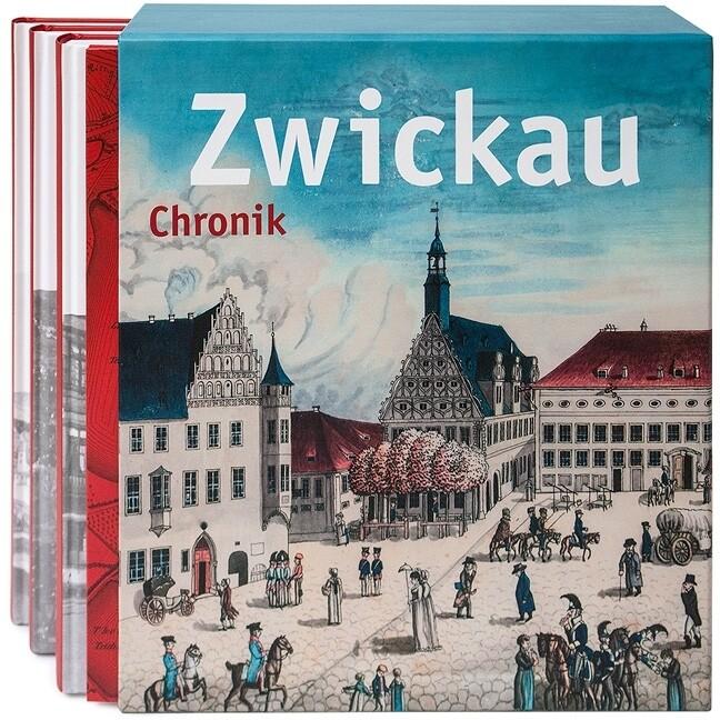 Chronik Zwickau als Buch von