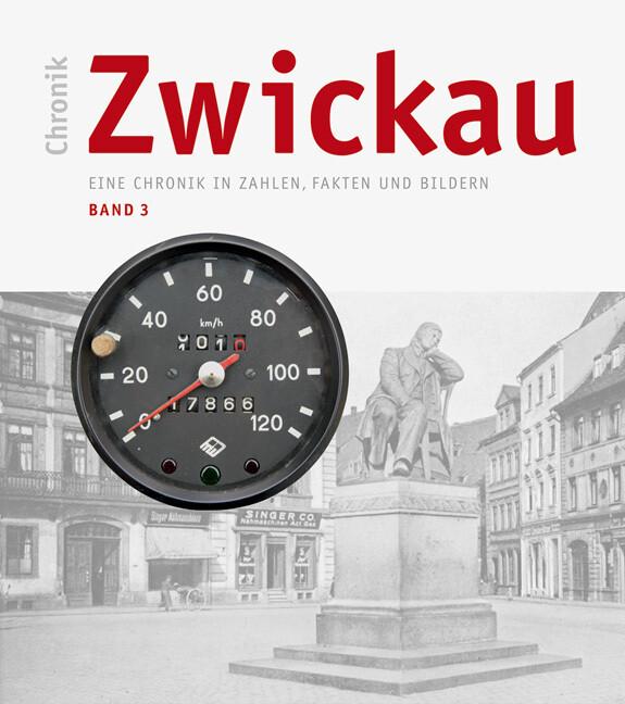 Chronik Zwickau, Band 3 als Buch von Norbert Pe...