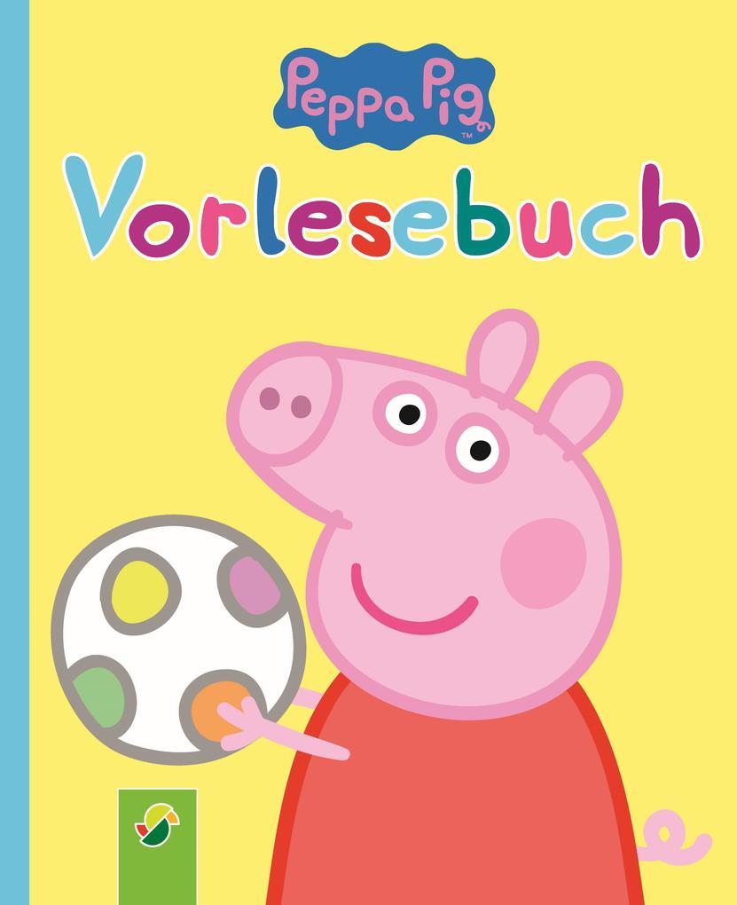 Peppa Pig Vorlesebuch als eBook