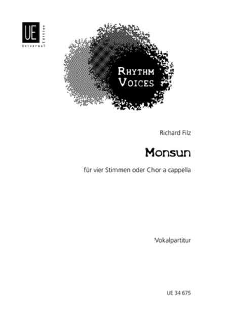 Monsun als Buch von Richard Filz