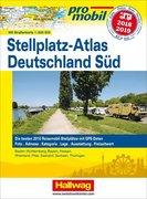 Promobil Deutschland Süd Stellplatz-Atlas 2018