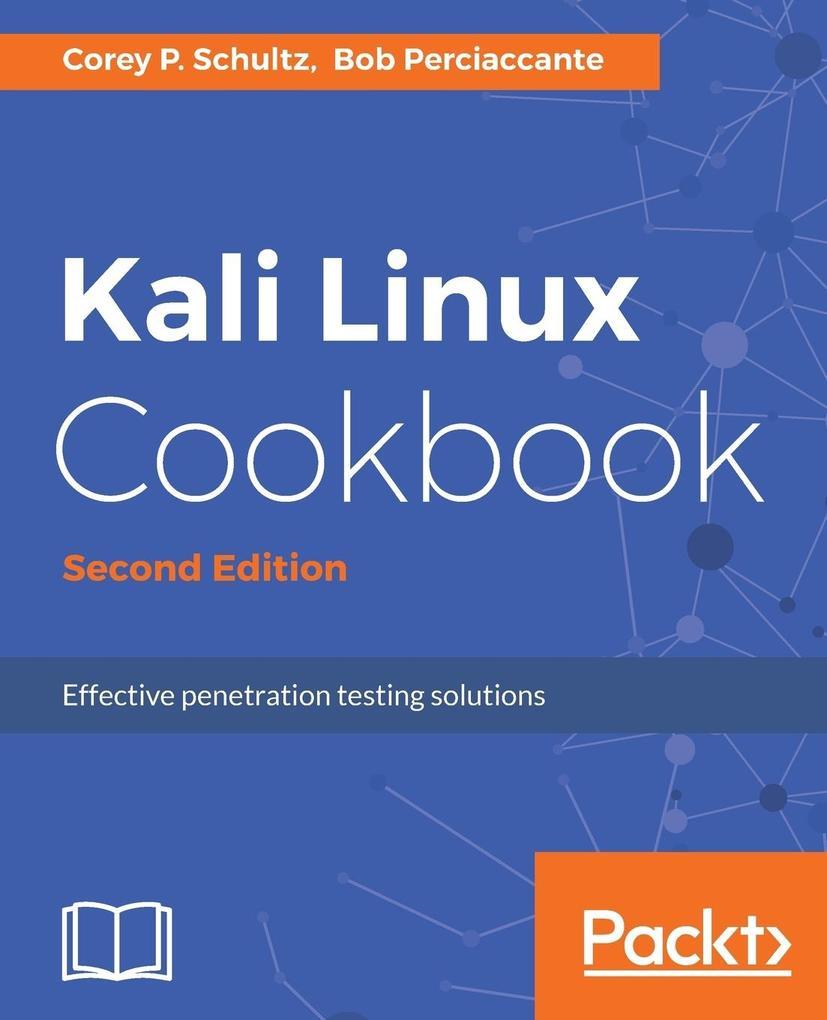 Kali Linux Cookbook - Second Edition als Buch v...