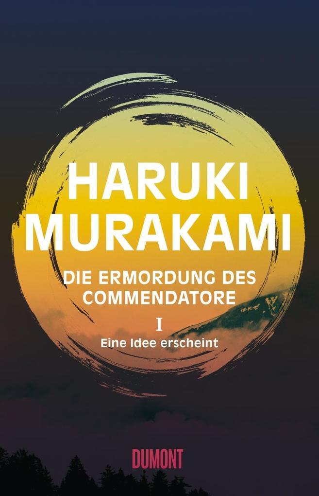 Die Ermordung des Commendatore 01 als Buch