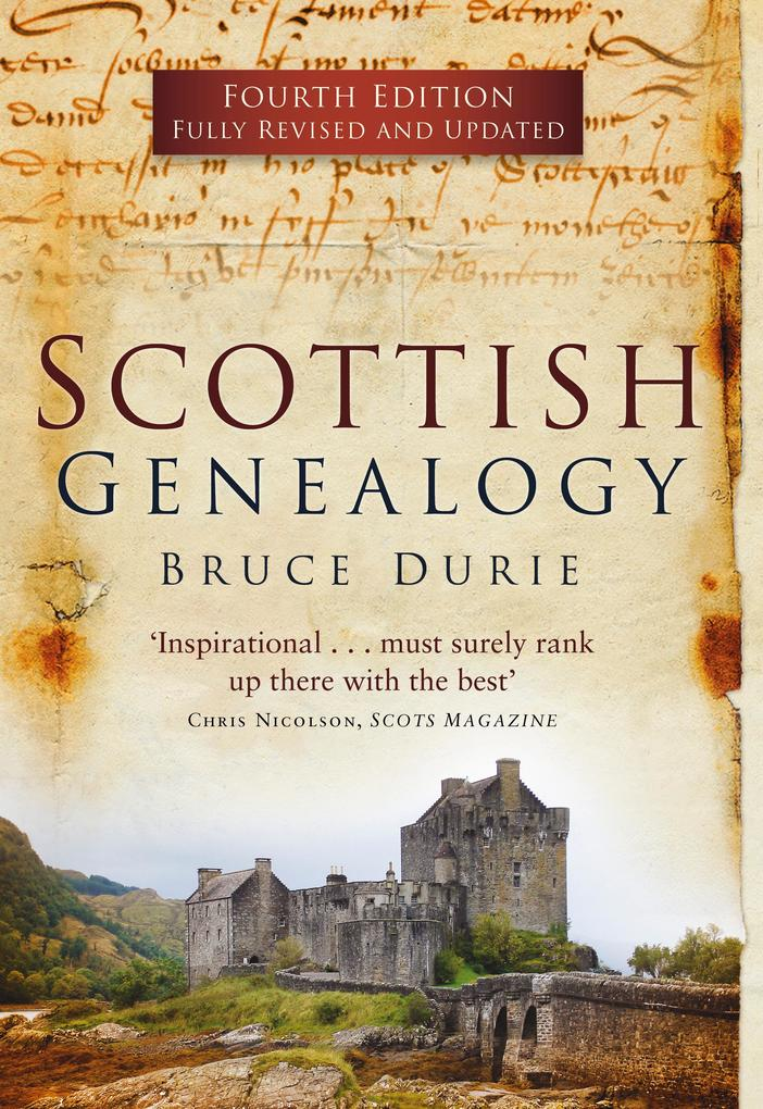 Scottish Genealogy (Third Edition) als eBook Do...