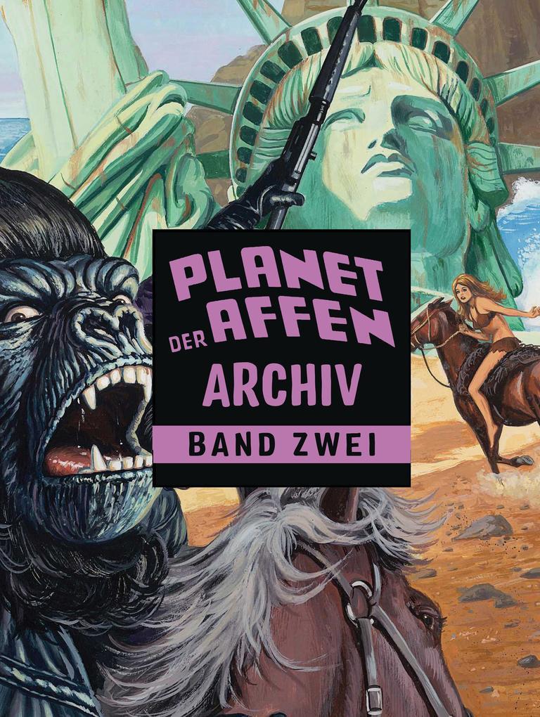 Planet der Affen Archiv 3  Crosscult  364 seiten