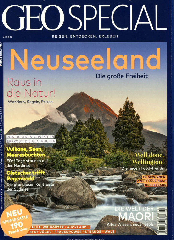 GEO Special 06/17 - Neuseeland als Buch von
