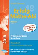 Erfolg im Mathe-Abi 2018 Hessen Prüfungsaufgaben Grundkurs