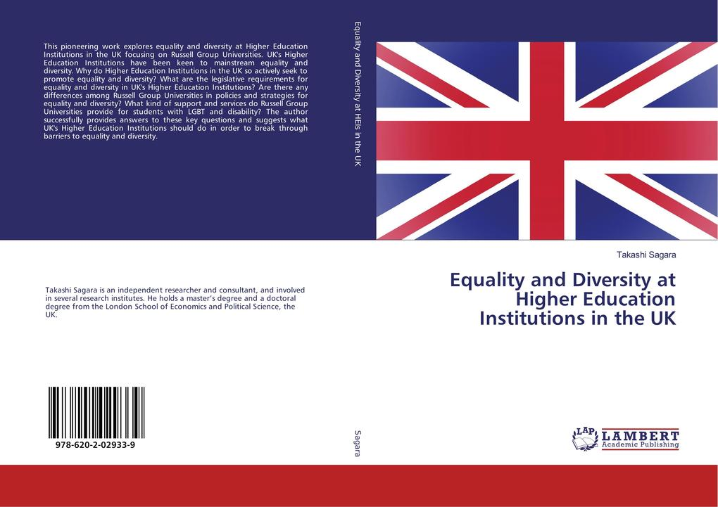 Equality and Diversity at Higher Education Inst...