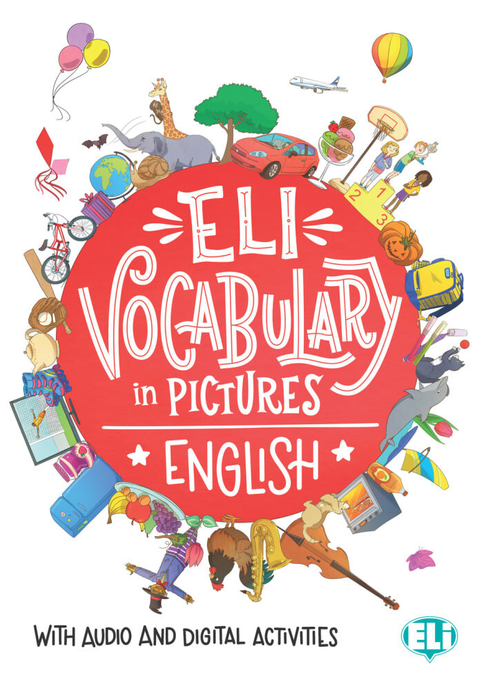 ELI Vocabulary in pictures English als Buch von
