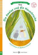 Die Ameise und die Heuschrecke. Buch und mit Mulitmediainhalten via ELI Link-App
