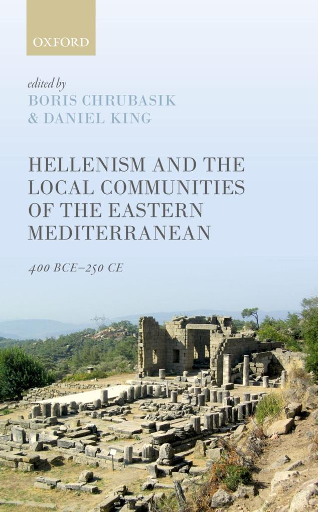 Hellenism and the Local Communities of the East...
