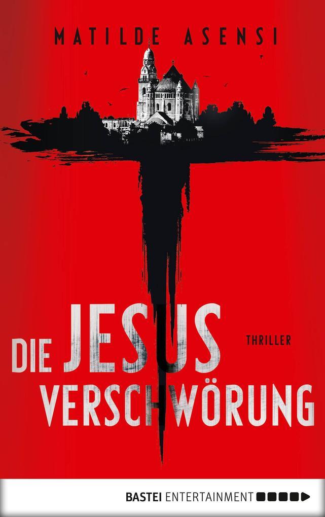 Die Jesus-Verschwörung als eBook