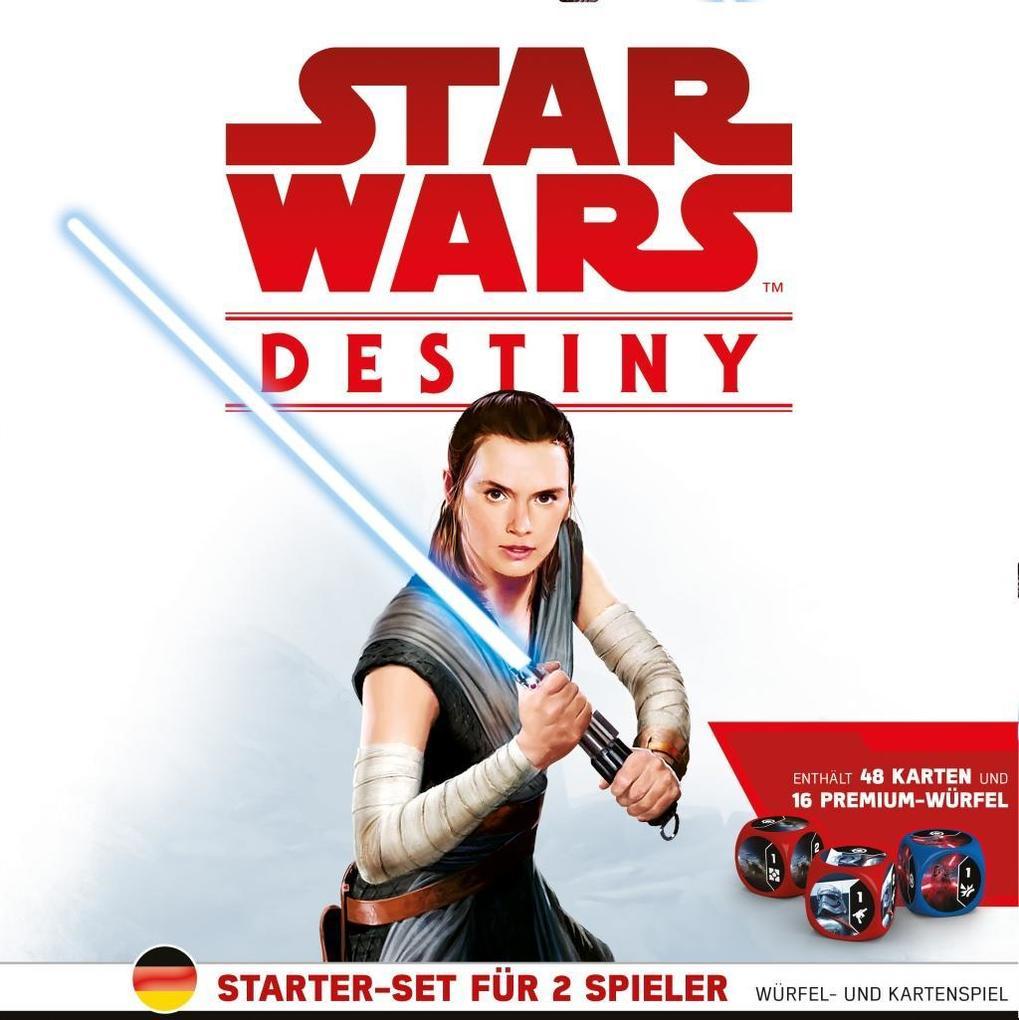 star wars destiny starter set f r 2 spieler sonstige artikel. Black Bedroom Furniture Sets. Home Design Ideas