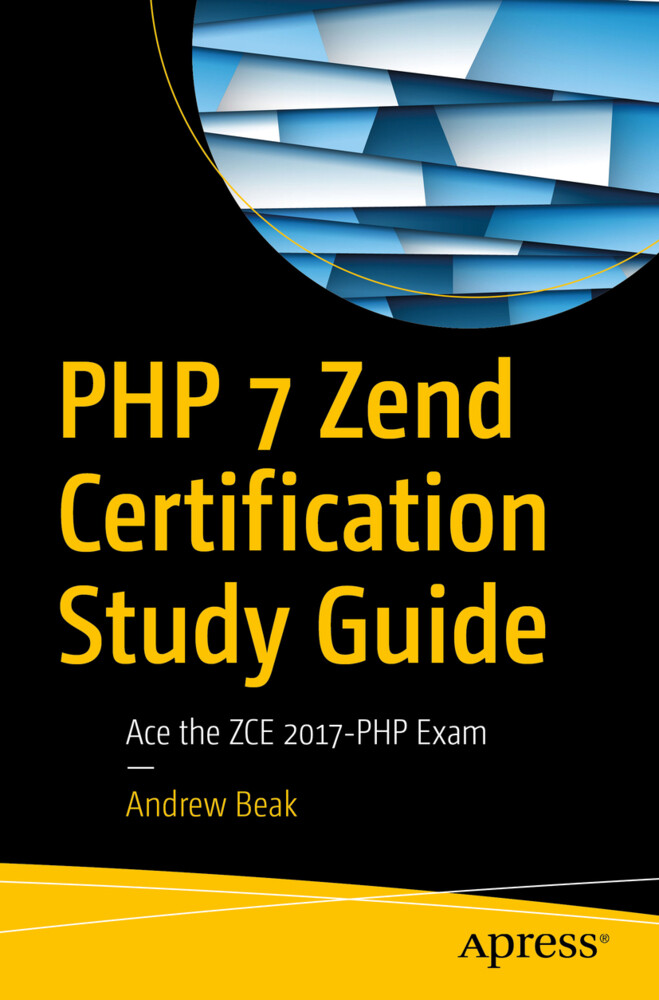 PHP 7 Zend Certification Study Guide als Buch v...