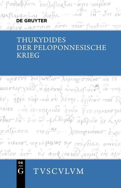Der Peloponnesische Krieg als eBook