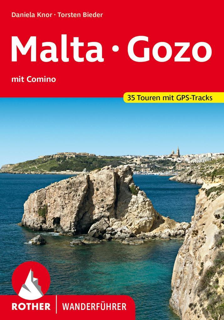 Malta Gozo als Buch