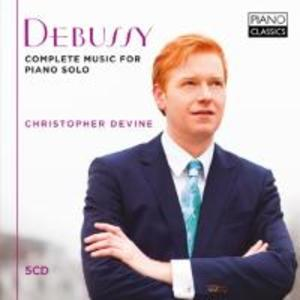 Debussy: Music for Piano Solo