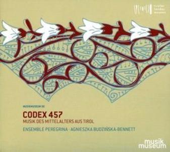 Codex 457-Musik des Mittelalters aus Tirol