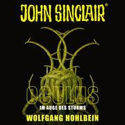 John Sinclair, Sonderedition 8: Oculus - Im Auge des Sturms