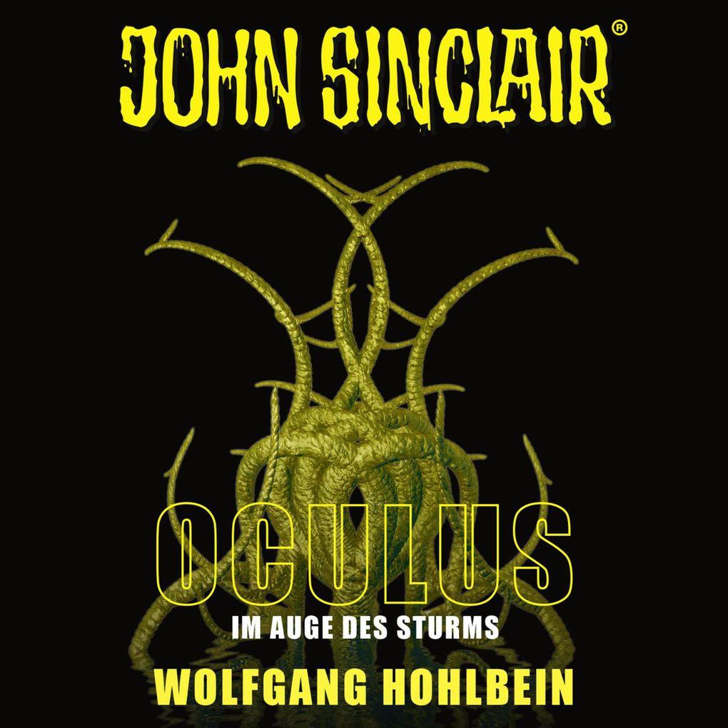 John Sinclair, Sonderedition 8: Oculus - Im Auge des Sturms als Hörbuch Download